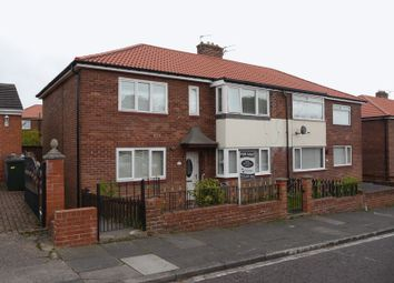 Thumbnail 2 bed flat for sale in Ravenshill Road, West Denton, Newcastle Upon Tyne