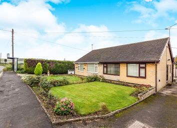 Thumbnail 2 bed semi-detached bungalow for sale in Doncaster Road, Harlington, Doncaster