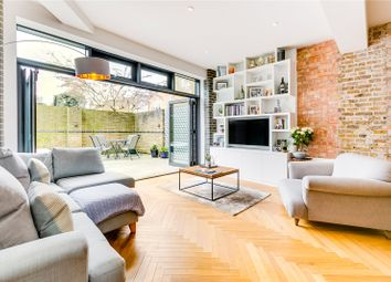 Thumbnail 2 bed flat for sale in Atalanta Street, Munster Village, London
