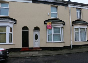 Thumbnail 2 bedroom terraced house to rent in Hampton Road, Stockton-On-Tees