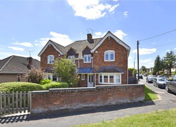 Thumbnail 4 bed semi-detached house to rent in Oak Tree Road, Marlow, Buckinghamshire