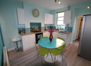 Thumbnail 2 bed end terrace house to rent in Crossley Street, Sherwood, Nottingham
