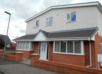 Thumbnail 2 bed terraced house for sale in Highland Avenue, Penwortham, Preston