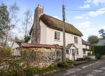 Thumbnail 2 bed semi-detached house for sale in Kings Nympton, Umberleigh