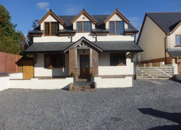 Thumbnail 4 bed detached house for sale in Erw Las, Llwynhendy, Llanelli