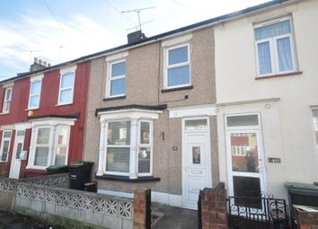 Thumbnail 3 bed terraced house to rent in Waterton Avenue, Gravesend