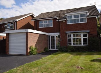 Thumbnail 4 bed detached house for sale in Starbold Crescent, Knowle, Solihull, West Midlands