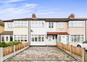 Thumbnail 3 bedroom terraced house for sale in Faircross Avenue, Collier Row, Romford