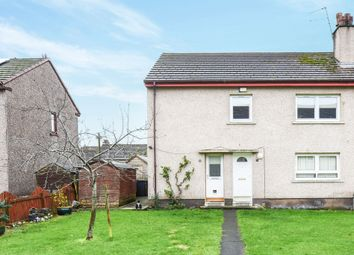 Thumbnail 1 bed flat for sale in Tummell Way, Paisley