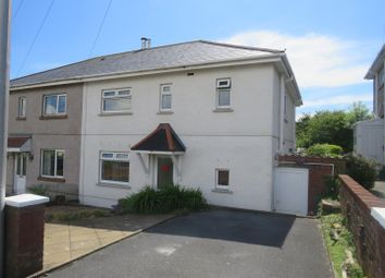 Thumbnail 3 bed semi-detached house for sale in Heol Goffa, Llanelli