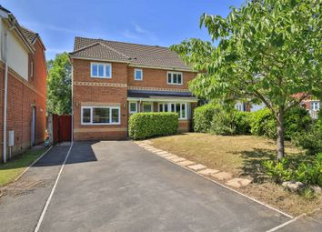 Thumbnail 5 bedroom detached house for sale in Woodruff Way, Thornhill, Cardiff