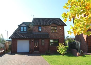 Thumbnail 4 bed detached house for sale in Cypress Way, Penrith, Cumbria