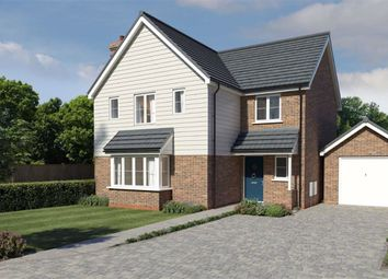 Thumbnail 5 bed detached house for sale in Fildyke Road, Meppershall, Bedfordshire