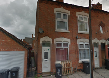 Thumbnail 3 bed terraced house for sale in Donnington Street, Leicester