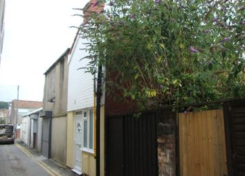 Thumbnail 1 bed end terrace house to rent in Back Street, Weston-Super-Mare