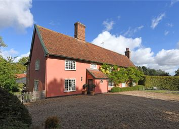 Thumbnail 7 bed detached house for sale in Martins Lane, Clopton, Woodbridge, Suffolk