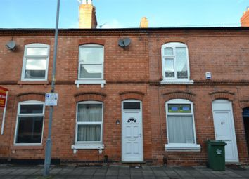 Thumbnail 2 bedroom terraced house to rent in Paget Street, Loughborough