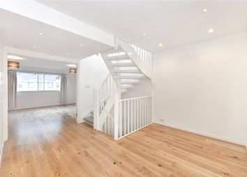 Thumbnail 3 bed mews house to rent in Queen Anne Mews, London