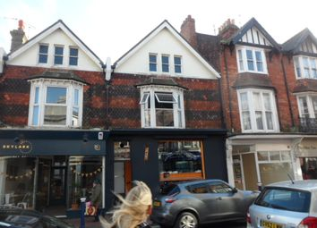 Thumbnail 1 bed flat to rent in Grove Road, Eastbourne