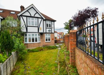 Thumbnail 4 bed end terrace house for sale in Greencroft Road, Heston, Hounslow