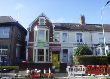 Thumbnail End terrace house for sale in Wyndham Crescent, Canton, Cardiff, South Glamorgan