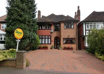 Thumbnail 5 bedroom detached house for sale in Brook Lane, Kings Heath, Birmingham