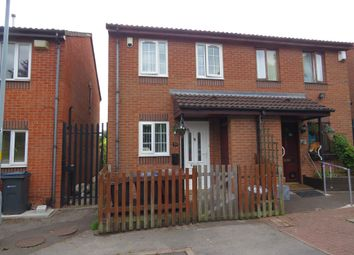 Thumbnail 2 bed semi-detached house for sale in Cottesfield Close, Birmingham