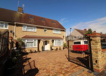 Thumbnail 6 bed end terrace house for sale in Addison Road, Enfield