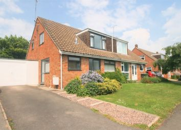 Thumbnail 3 bed semi-detached house for sale in Underhill Road, Charfield, Wotton-Under-Edge, Gloucestershire