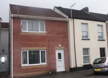 Thumbnail 1 bed property to rent in 51A Hunter Street, Briton Ferry, Neath.