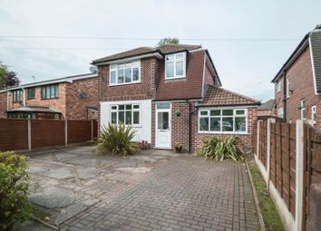 Thumbnail 3 bed detached house for sale in Park Road, Timperley, Altrincham