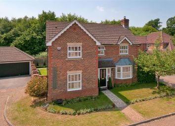 Thumbnail 4 bed detached house for sale in Mitchell Road, West Malling