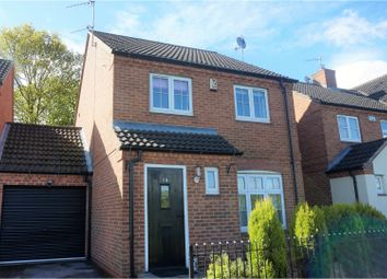Thumbnail 4 bed link-detached house for sale in Barlows Cottages Lane, Nottingham