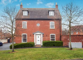Thumbnail Detached house for sale in Cypress Road, Charlton Down, Dorchester
