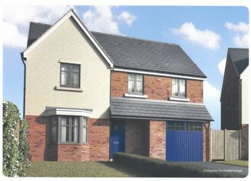 Thumbnail 4 bed detached house for sale in Plot 2, Moorland Glade, Hillmorton, Rugby