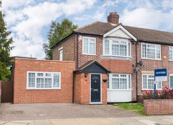 Thumbnail 3 bed detached house for sale in Botwell Lane, Hayes