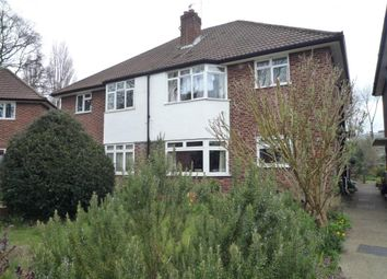 Thumbnail 2 bed maisonette to rent in Henley Close, Off College Road, Isleworth