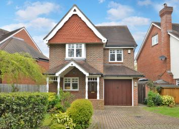 Thumbnail 3 bedroom detached house for sale in Hayward Road, Thames Ditton