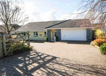Thumbnail 4 bed detached bungalow for sale in 9 Gold Bank, Nanstallon
