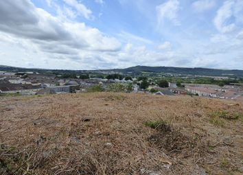 Thumbnail Land for sale in 20 Danygraig Road, Neath, West Glamorgan.
