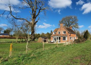 Thumbnail 4 bed detached house for sale in Upper Clatford, Andover, Hampshire