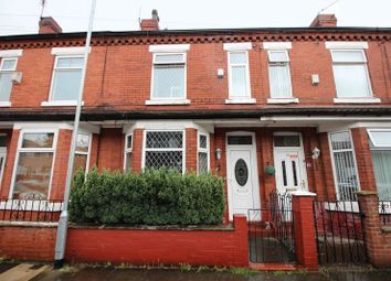 Thumbnail 2 bed terraced house for sale in Milton Avenue, Salford