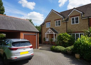 Thumbnail 4 bed detached house for sale in The Paddock, Yeovil