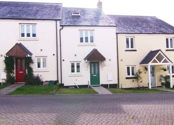 Thumbnail 3 bed terraced house to rent in Strawberry Fields, North Tawton