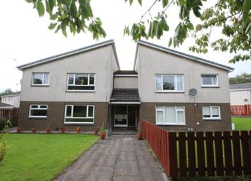 Thumbnail 1 bed flat for sale in Sandyhills Crescent, Sandyhills, Glasgow