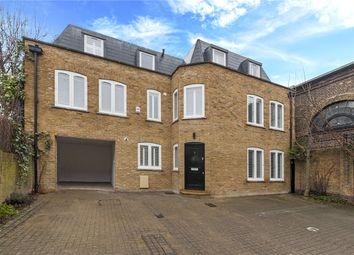 Thumbnail 4 bed detached house to rent in 1, Walpole Mews, St Johns Wood, London