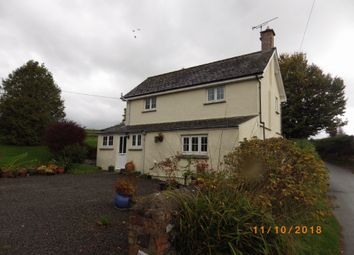 Thumbnail 3 bed detached house to rent in Bishops Nympton, South Molton
