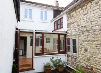 Thumbnail 2 bed terraced house to rent in Wells Road, Hallatrow, Bristol
