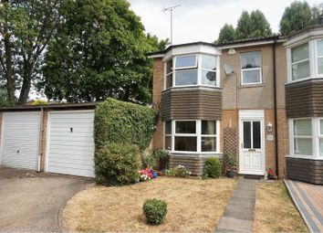 Thumbnail 2 bedroom end terrace house for sale in Russell Square, Moulton