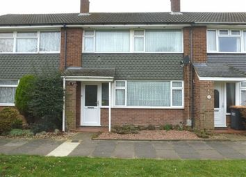 Thumbnail 3 bed terraced house to rent in Hall Way, Cotton End, Bedford